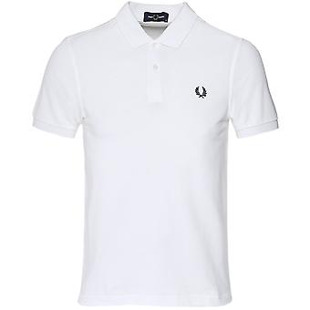 Fred Perry Plain Polo Shirt M6000 100