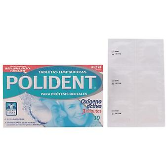 Polident Hairpieces cleaner 30 units