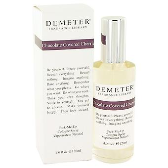 Demeter chocolate covered cherries cologne spray by demeter 426375 120 ml