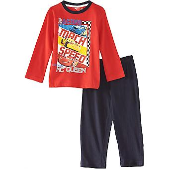 Nightwear Disney Cars Pyjamas Long Sleeve Set