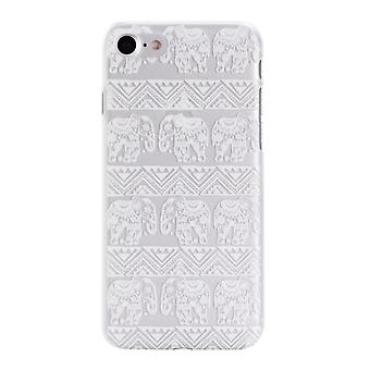 White Mandala - iPhone 7