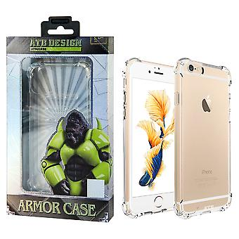 ATB Design Anti Shock Case TPU+PC iPhone 6 - 6S Transparent