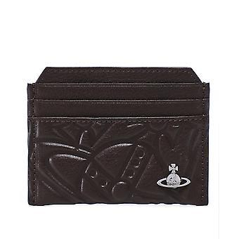 Vivienne Westwood Man Leather Slim Belfast Card Holder