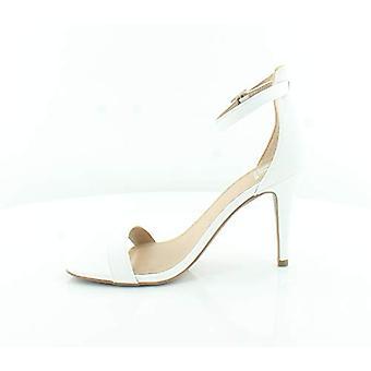 Materiaali tyttö naisten blaire6 nahka Peep Toe rento nilkka hihna sandaalit