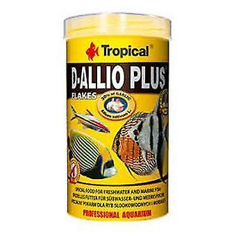 Tropical D-Allio Plus 5 L (Fish , Food , Warm Water)