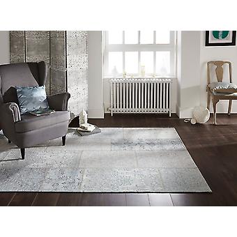Manhattan Manhattan Patchwork Chenille Duck Egg Rechteck Teppiche moderne Teppiche