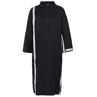 Annette Gortz Linen Blend Dunca Stripe Dress