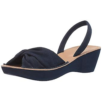 Kenneth Cole REAÇÃO Women's Fine Twist Plataforma Sandal Wedge