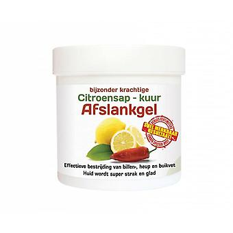 Jus de citron Natusor gel amincissant de Spa (250 ml)