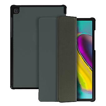 Trifold flip stand case for Samsung Galaxy Tab S5e – Grey