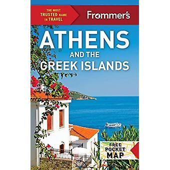 Frommers Athens and the Greek Islands