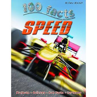 100 Facts  Speed by Miles Kelly