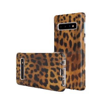 FONU Leopard Backcover Fall Samsung Galaxy S10