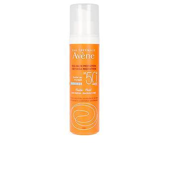 Avene Solaire Haute Protection Fluide Sans Parfum Spf50+ 50 Ml Unisex