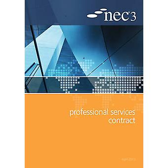 NEC3 Professional Services Contract (PSC) by NEC - 9780727758873 Book