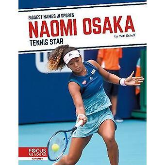 Biggest Names in Sports - Naomi Osaka - Tennis Star by Matt Scheff - 97