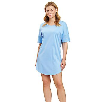 Rösch 1203086-16361 Women's Smart Casual Sky Blue Nightdress