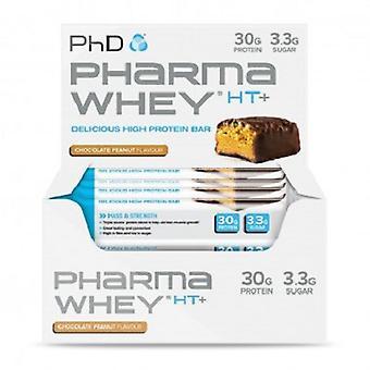 PhD Pharma Whey HT+ Bar 12 Bars