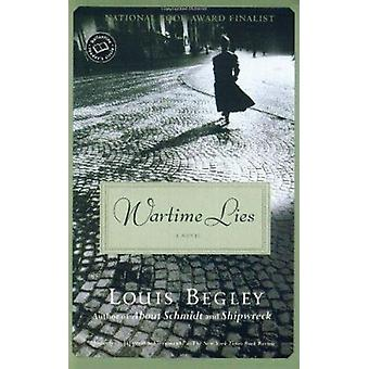 Wartime Lies by Mr Louis Begley - 9780449001172 Book
