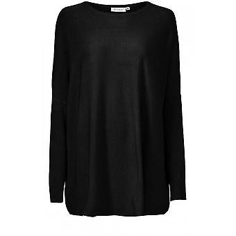 Masai Kleidung Fanasi schwarz stricken Pullover