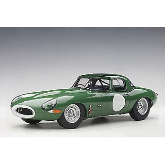 Jaguar E Type Lightweight Composite Model Car