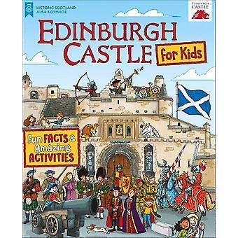 Edinburgh Castle for Kids - Hauskoja faktoja ja amazing toimintaa Moreno