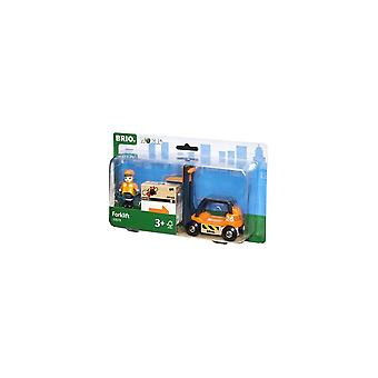 Brio 33573 Wooden Fork Lift