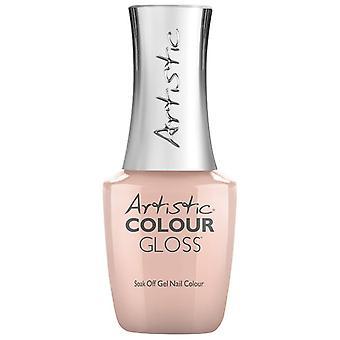 Artistic Colour Gloss Gel Nail Polish Collection - Love (03138) 15ml