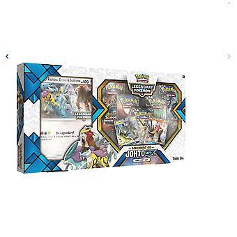 The Pokemon TCG: Legends Of JOHTO-GX Collection Box Kort Spel