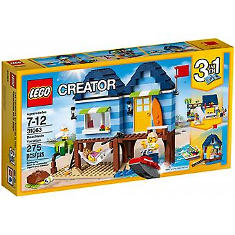 LEGO 31063 Beach holiday