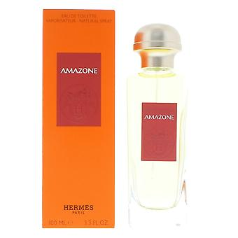 Hermes Amazone Eau de Toilette 100ml Spray For Her