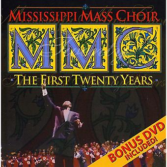 Mississippi Mass Choir - First Twenty Years [CD] USA import