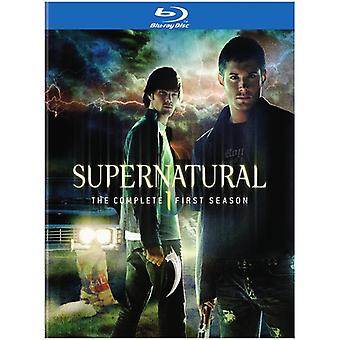 Supernatural - Supernatural: Season 1 [BLU-RAY] USA import