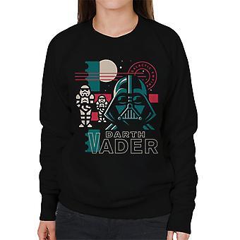 Star Wars Galactic Empire Darth Vader Women's Sweatshirt