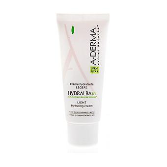 Hydralba Creme Hidratante UV 40 ml de creme