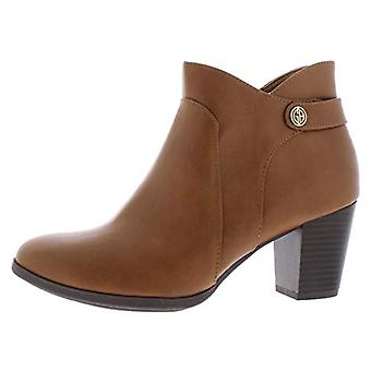 Giani Bernini Womens Abalina2 Almond Toe Ankle Fashion Boots