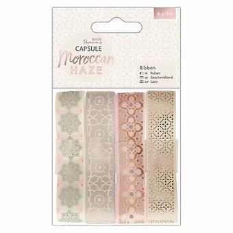 Papermania Capsule Ribbon Moroccan Haze  (4x1m) (PMA 367149)