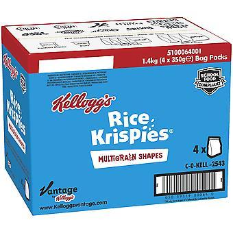 Kelloggs Rice Krispies Multigrain Shapes Bag Pack