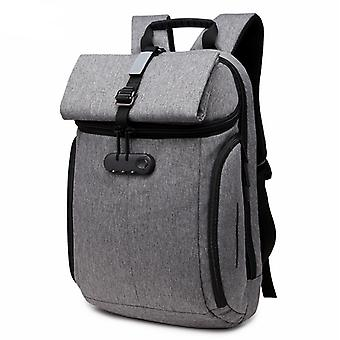 Men's casual outdoors travel oxford tuch rucksack
