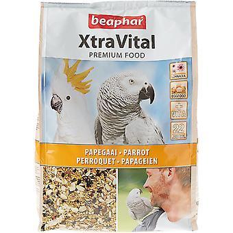 Beaphar Xtravital Duża papuga Jedzenie - 2,5 kg