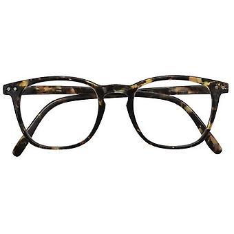 Reading glasses Women's Alex black/light brown strength +2.00
