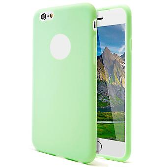 Shell for Apple iPhone 6 Plus/6s Plus Green TPU Protection Case