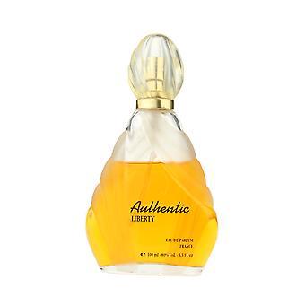 Liberty 'Authentic' Eau De Parfum 3.3oz/100ml Unboxed (90% Full)