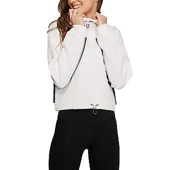 Kyodan Exclusives Womens Shine Squad Crop Sweater