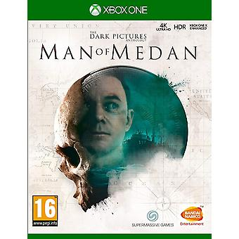 The Dark Pictures Anthology Man of Medan Xbox One Jeu