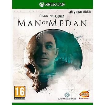 De mørke bildene antologi mann av Medan Xbox One spill