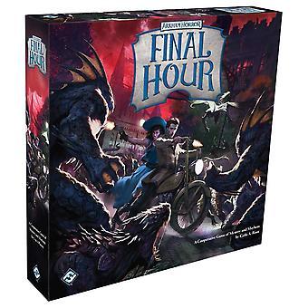 Arkham Horror Final Hour Jeu de société