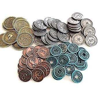 Pack accessoire sword & Sorcery Metal Coins