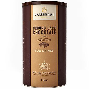 Callebaut Ground Dark Chocolate For Drinks