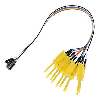 High Efficiency Test Hook Clip, Logic Analyzer Cable Gripper